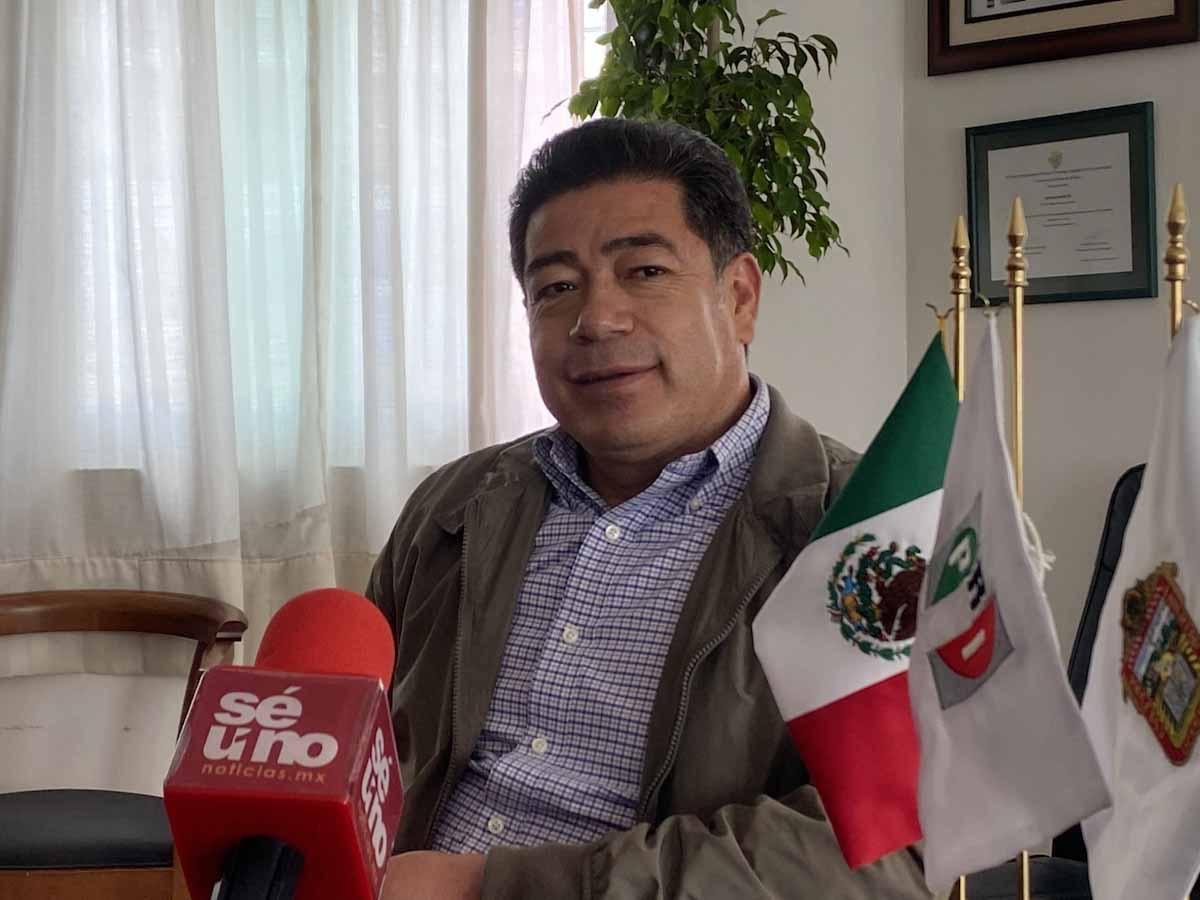 Miguel Sámano nuevo coordinador de los priistas mexiquenses en San Lázaro
