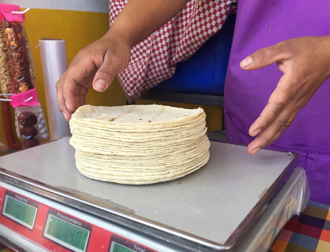 Tortillerías podrían cerrar si continúa el paro de actividades de gaseros