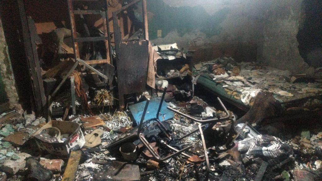 Explota taller clandestino de pirotecnia en Tultepec, EDOMÉX