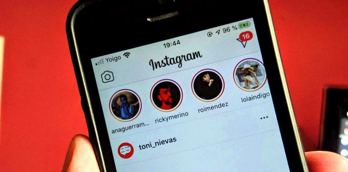 Anuncia Instagram cambios en sus historias y algunos usuarios muestran su descontento