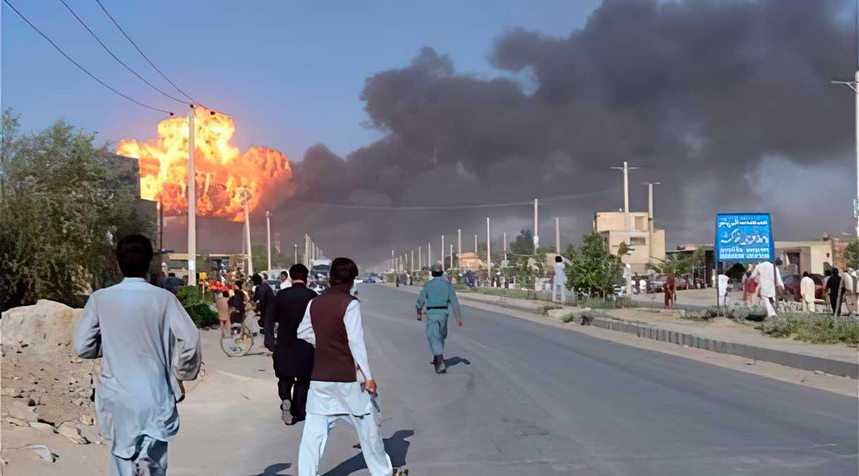Explosión en aeropuerto de Kabul; hay al menos 13 muertos (#VIDEO)