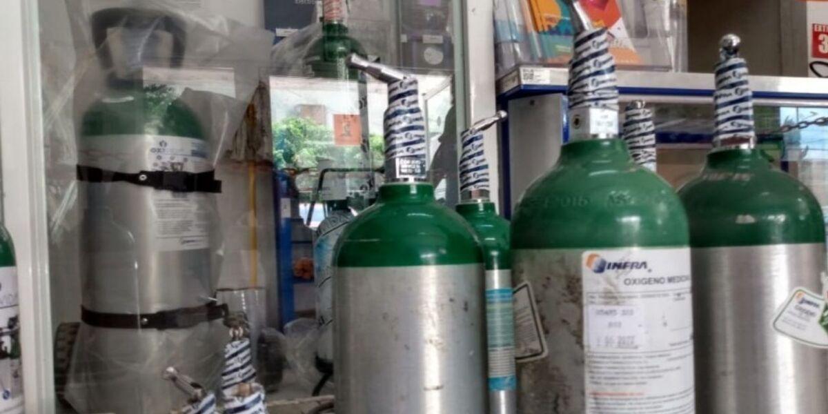 A la alza el precio de oxígeno tras incremento en su demanda en Edomex