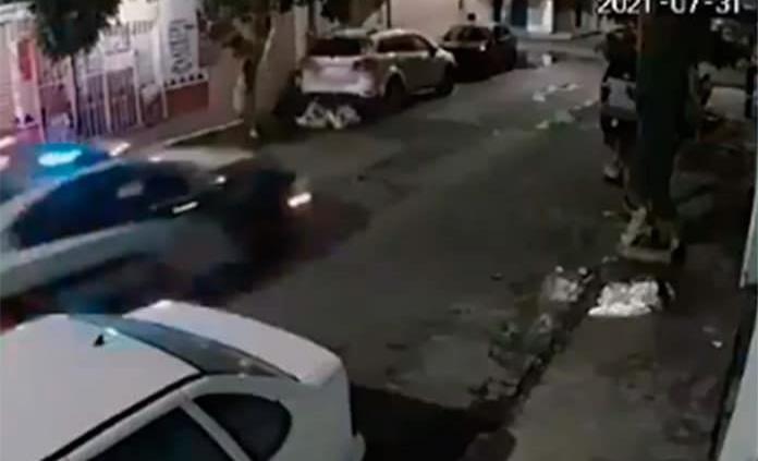 Policías se desentienden de siniestro que dejó dos muertos en Iztapalapa