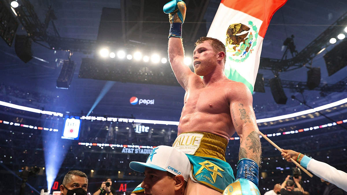 Confirma Canelo Álvarez pelea contra Caleb Plant en noviembre