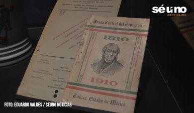 Exposición Toluca 500 años