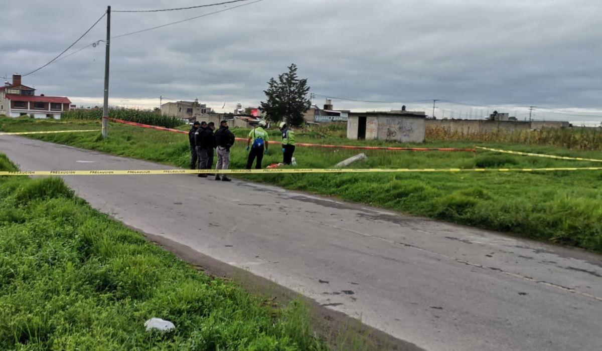 Envuelto en cobijas fue hallado un cadaver en Toluca