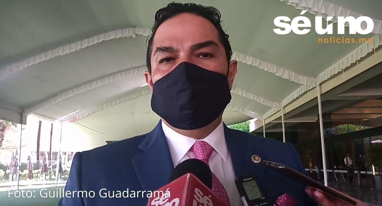 Diputado Enrique Vargasse enfocará en proyectos de seguridad