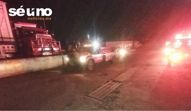 Mueren intoxicados 4 hombres en Central de Abasto de Toluca