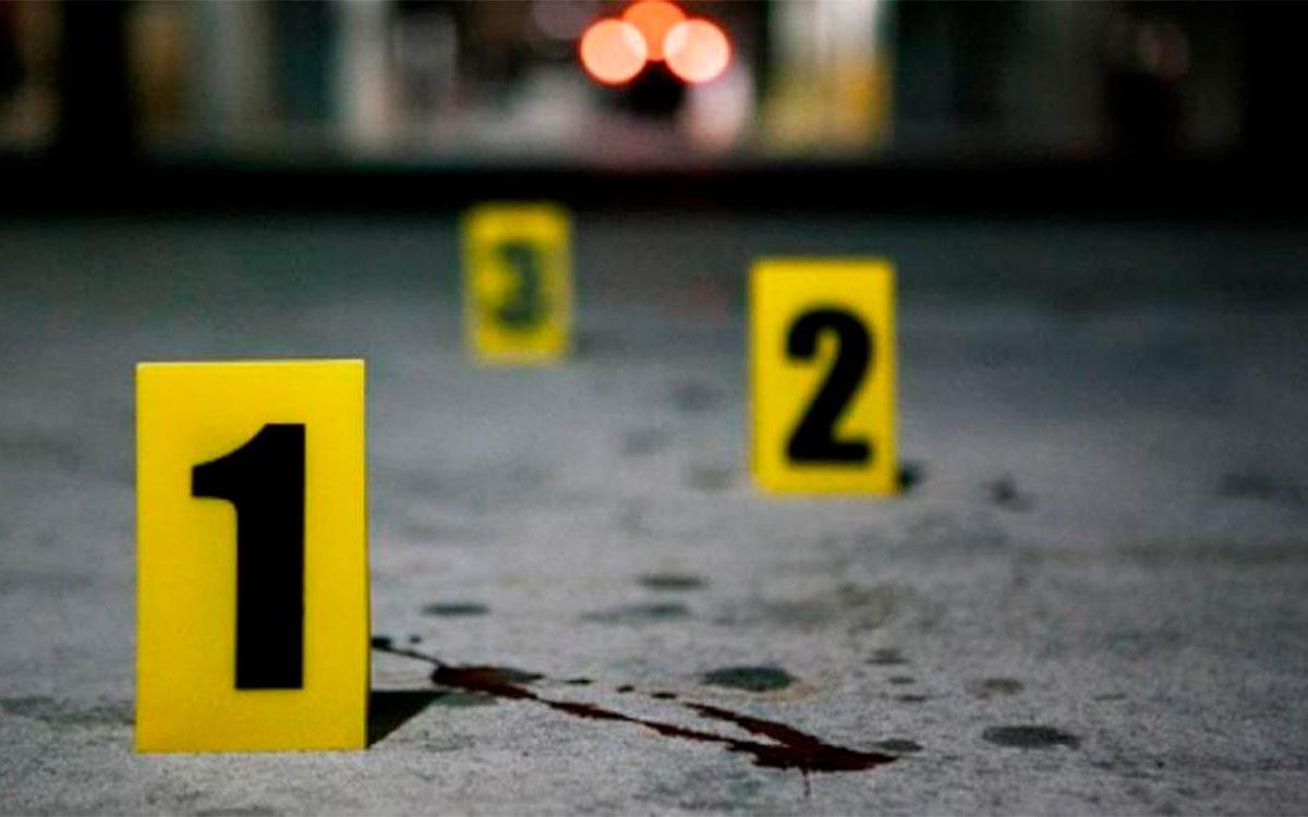Asesinan de 12 disparos a un hombre en Naucalpan