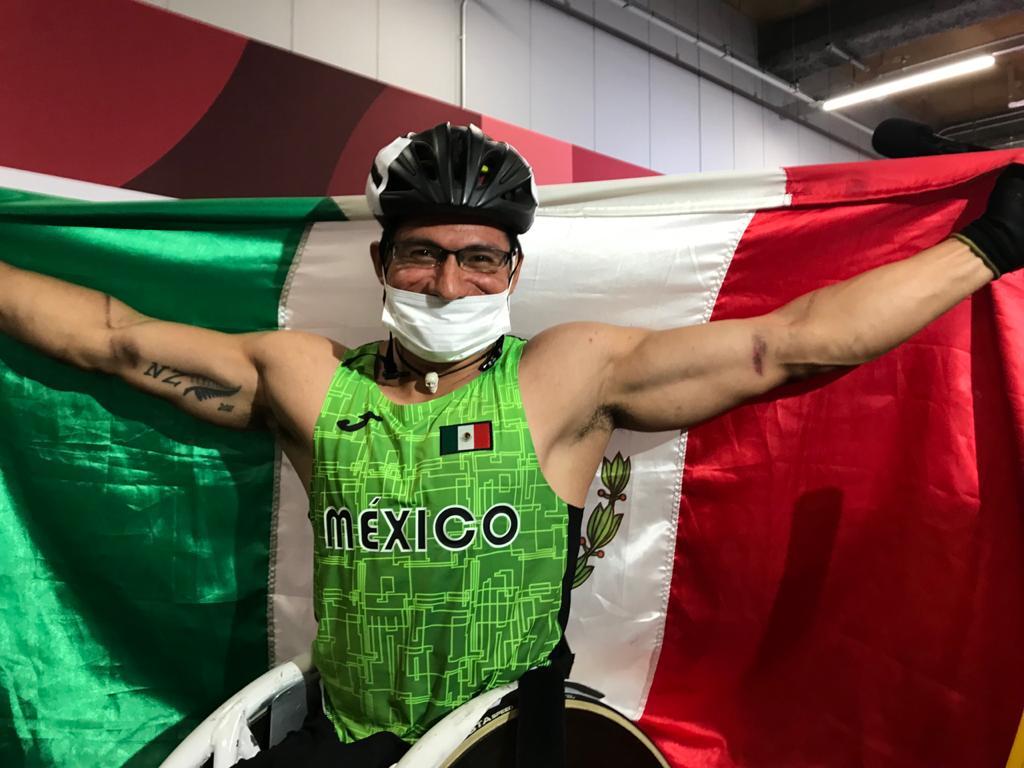 Dan Mexiquenses los mejores resultados en paratletismo para el Edoméx durante los juegos paralímpicos de Tokio