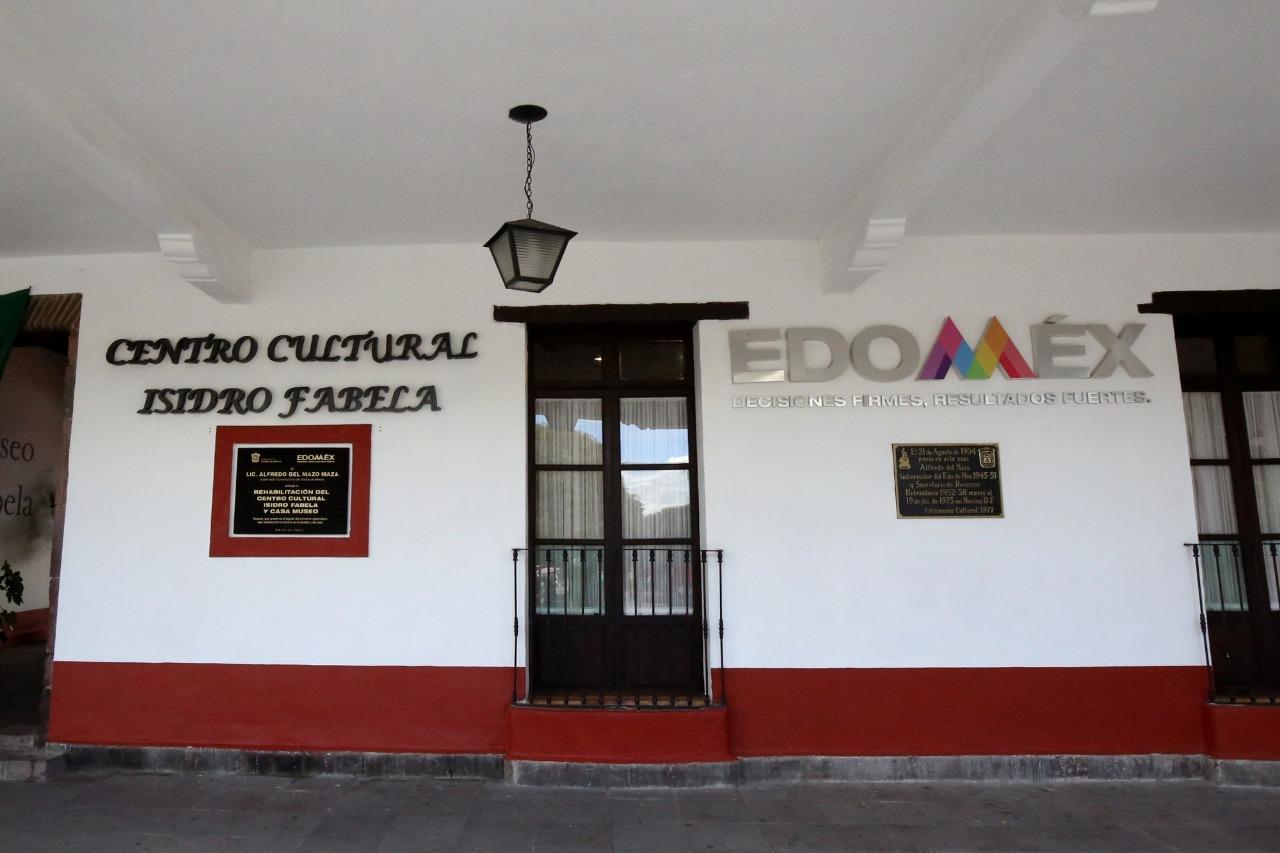 """Celebra centro regional de cultura """"Isidro Fabela"""" su aniversario con una semana cultural"""