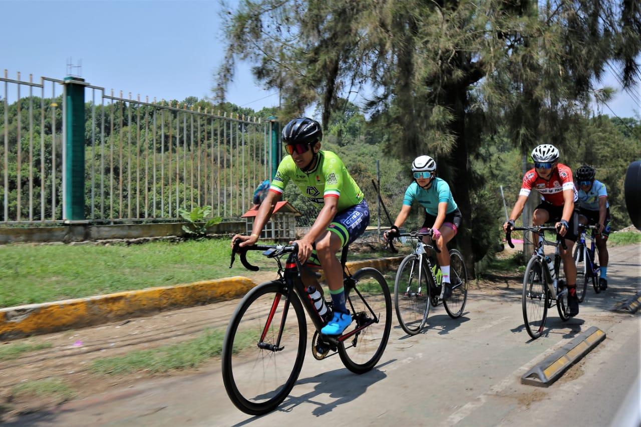 Recibe Valle de Bravo la competencia de ciclismo enrutar2