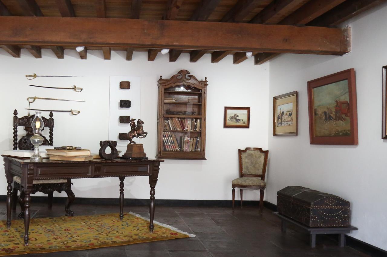Resguarda museo hacienda la pila arco de armas que perteneció a Mariano Matamoros