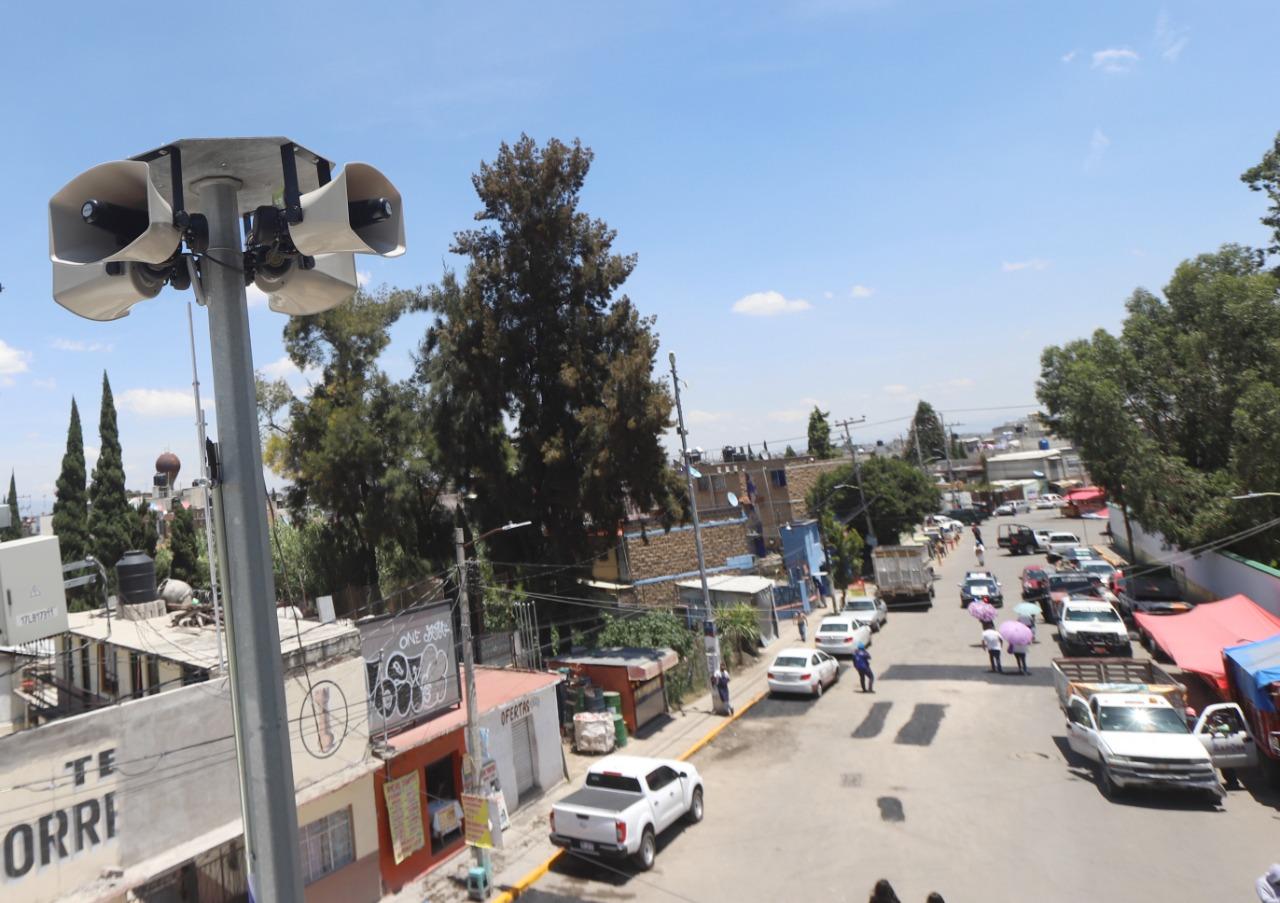 Se activarán 21 alertas sísmicas en Ecatepec durante Segundo Simulacro Nacional 2021