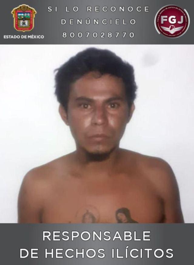 sujeto detenido obligaba a pedir limosna