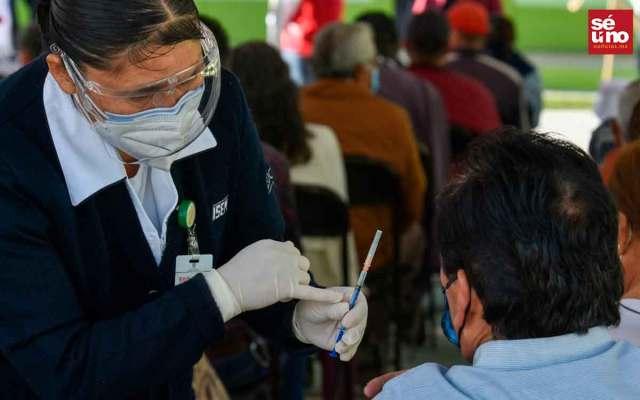 segunda dosis de vacuna EDOMEX