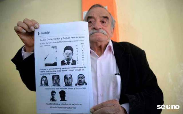 Detienen al sexto asesino y secuestrador del Niño Montessori en Toluca, andaba prófugo de la justicia desde hace ocho años.