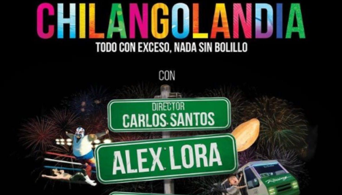 Chilangolandia llega a la cartelera