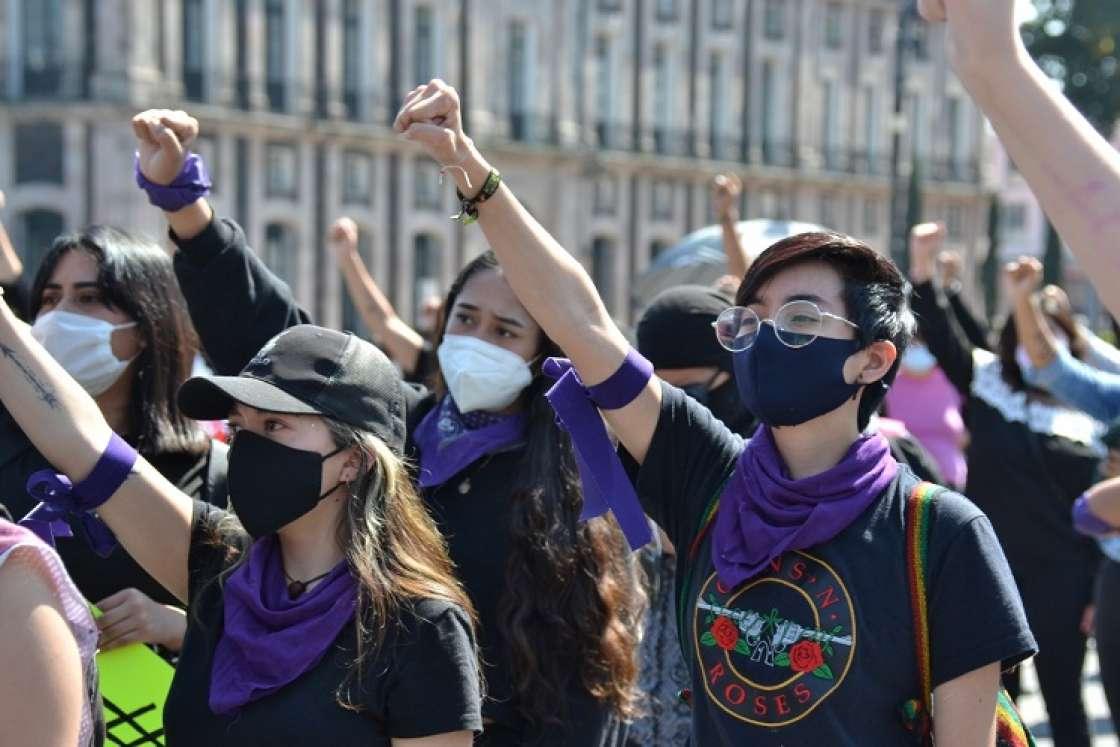 Exhorta GEM a municipio a garantizar el derecho a la libre manifestación de las mujeres