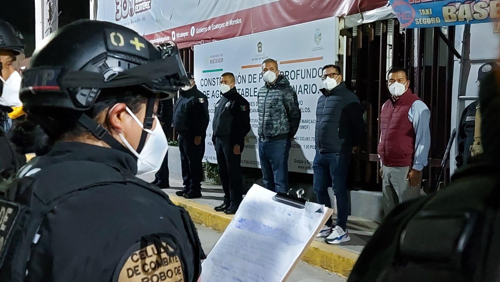 Alcalde encabezará marcha de 15 mil vecinos de Ecatepec a Toluca en demanda de presupuesto para agua