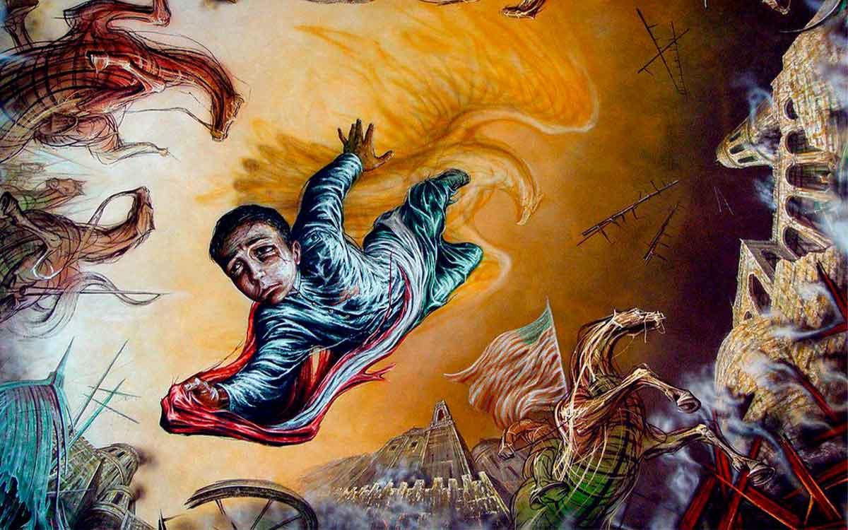La verdadera historia de los niños héroes del Castillo de Chapultepec