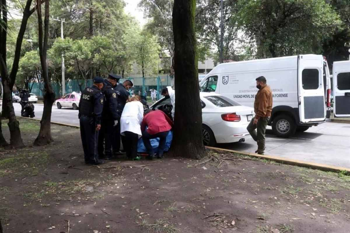 Muerte de médico asesinado en Coyoacán pudo haber sido ocasionada por colega