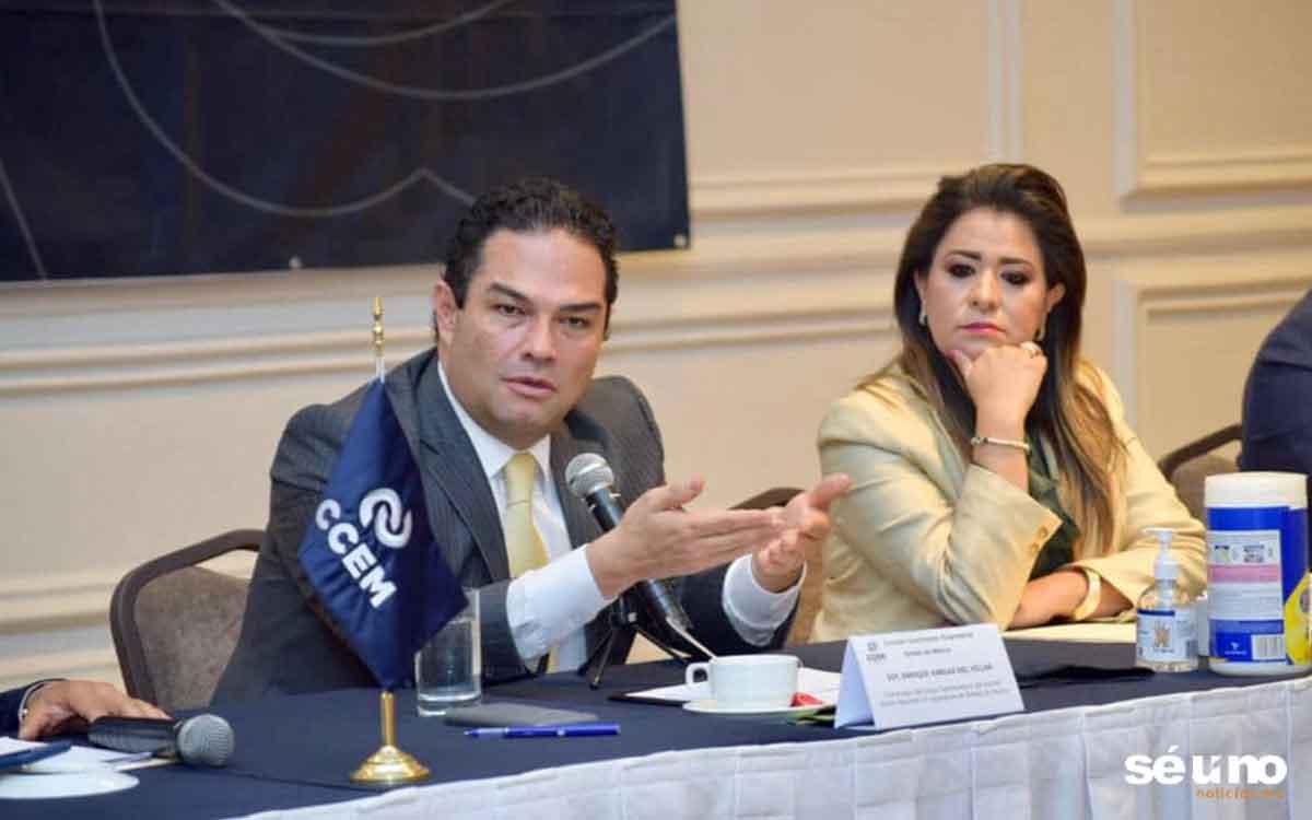 México y el Edomex necesita empresas y empresarios fuertes: Enrique Vargas