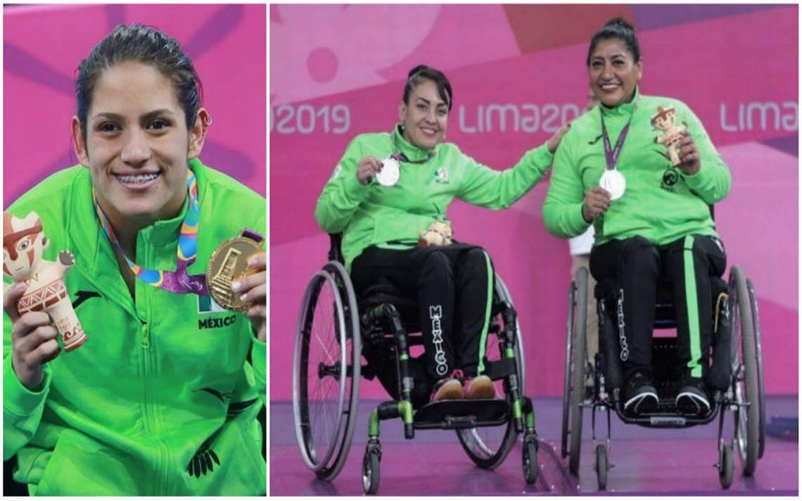 Lenia Rubalcaba: el COVID estuvo a punto de dejarla fuera de Paralímpicos, regresó con medalla