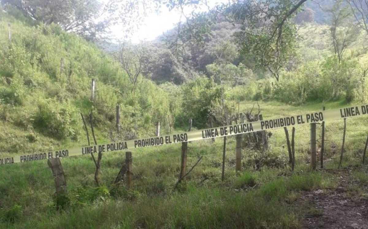 Cadaver de mujer es encontrado en terreno de pastoreo en la zona sur del Edomex