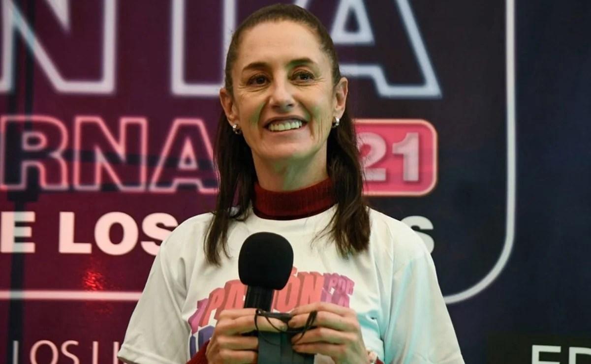 Claudia Sheinbaum anuncia próxima edición de la Feria del Libro en el Zócalo