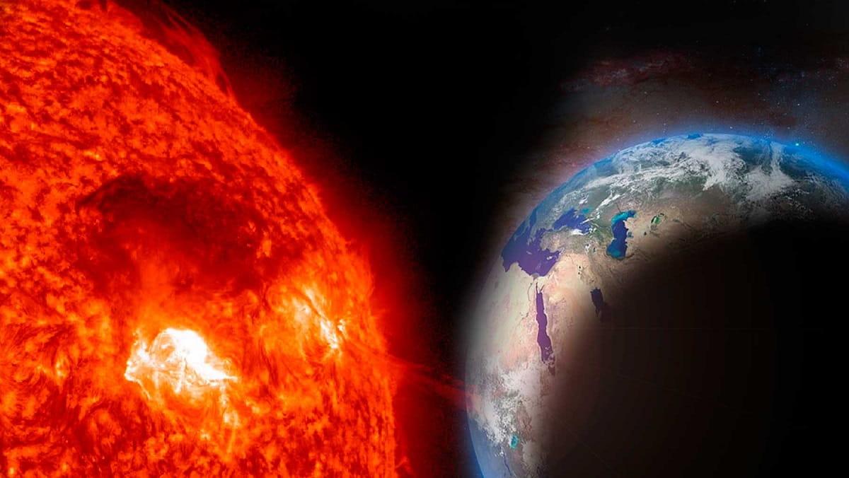 """Supertormenta solar provocará el """"Apocalipsis del Internet"""" en el mundo"""