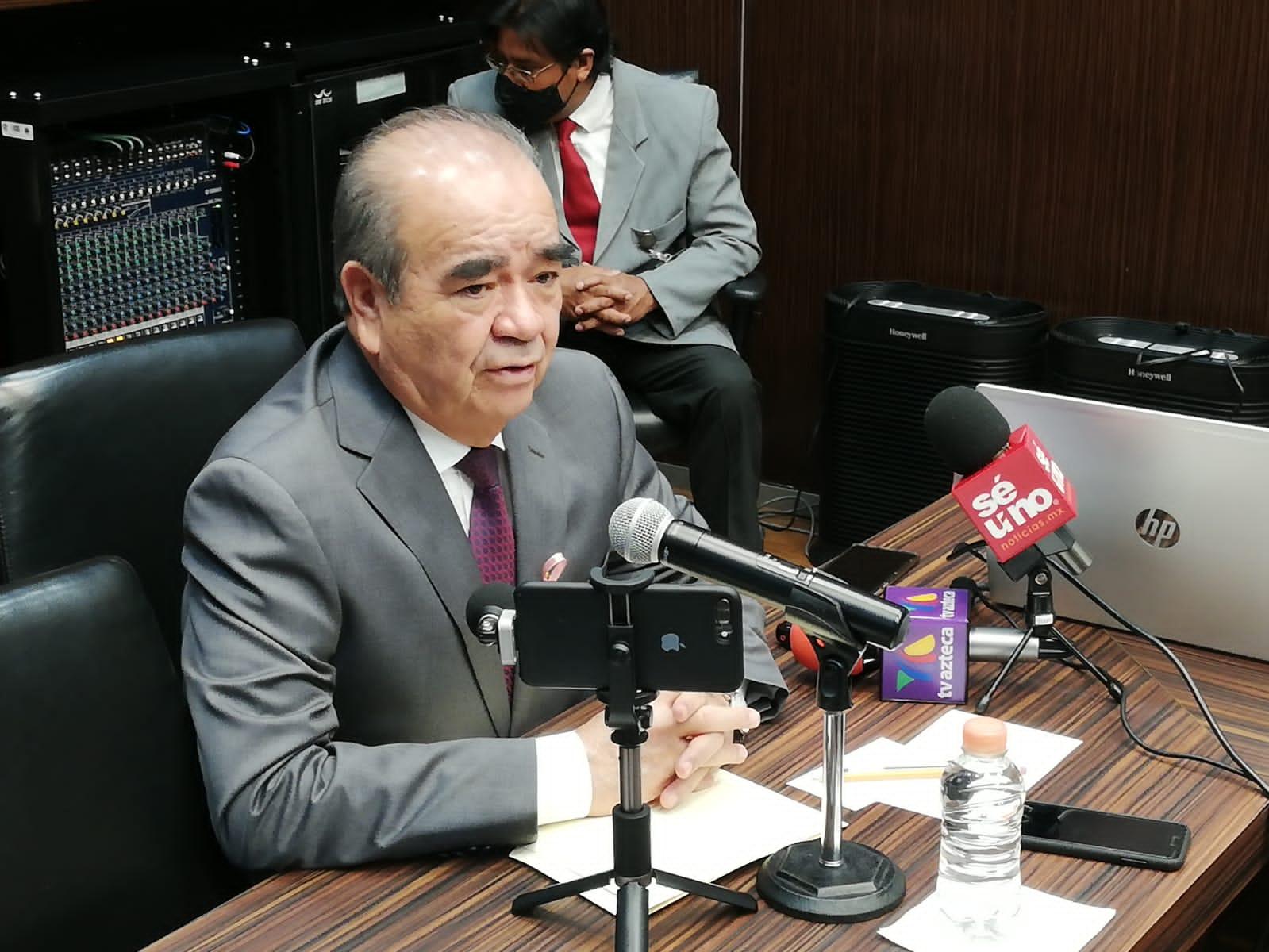Iniciarán comparecencias del 4o informe de Del Mazo:  Maurilio Hernandez
