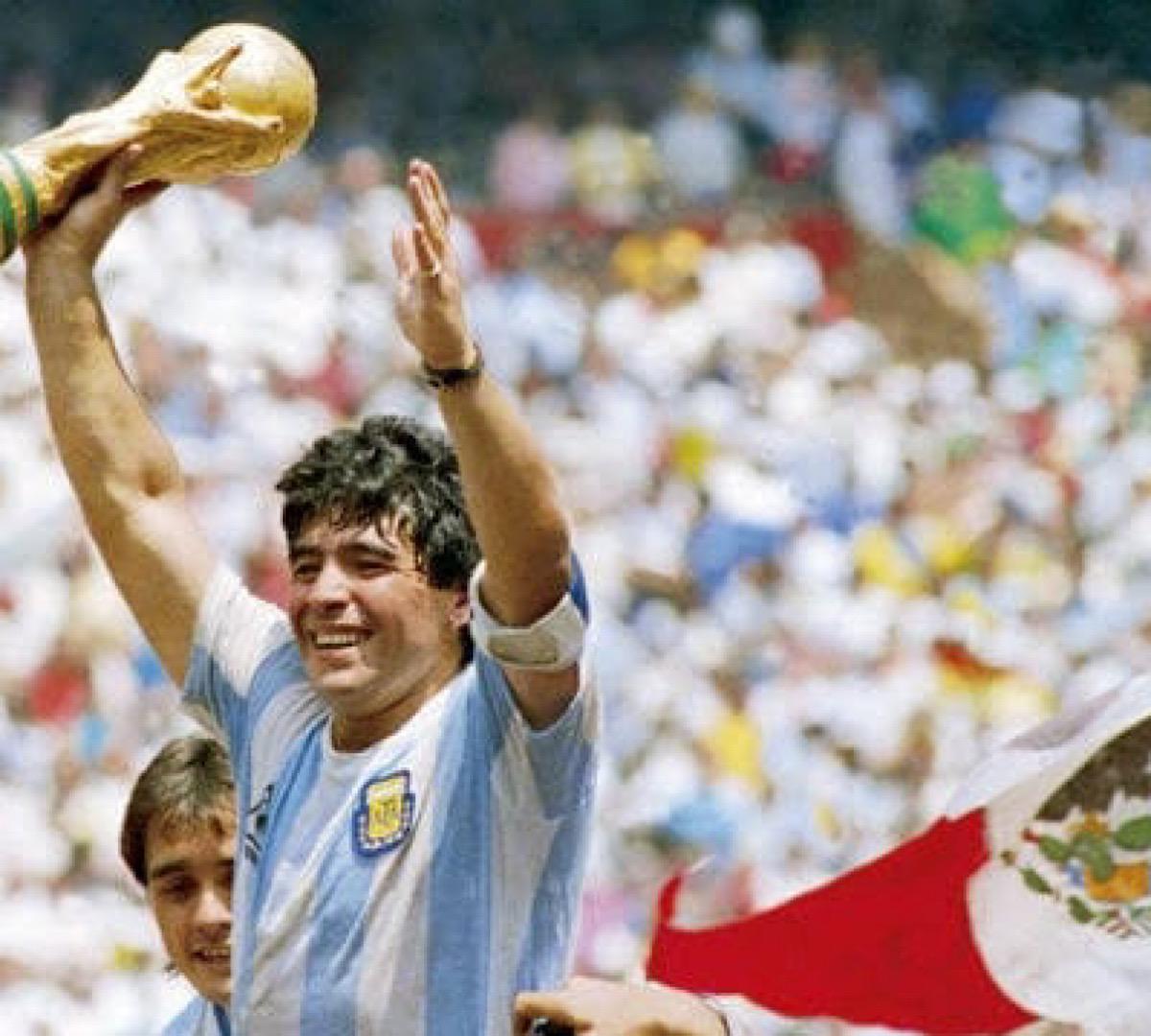 """#VIDEO Lanzan el tráiler oficial de la serie """"Maradona: Sueño bendito"""""""