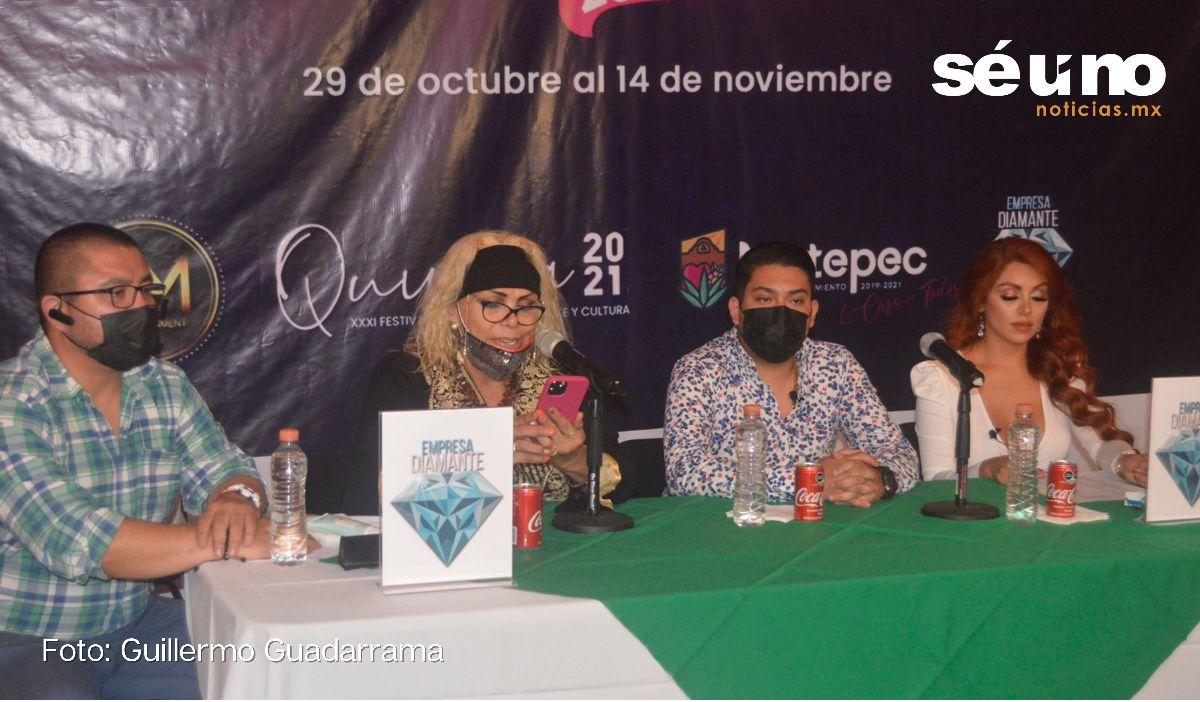 ¿Qué artistas se presentarán en Feria Espacio Metepec?