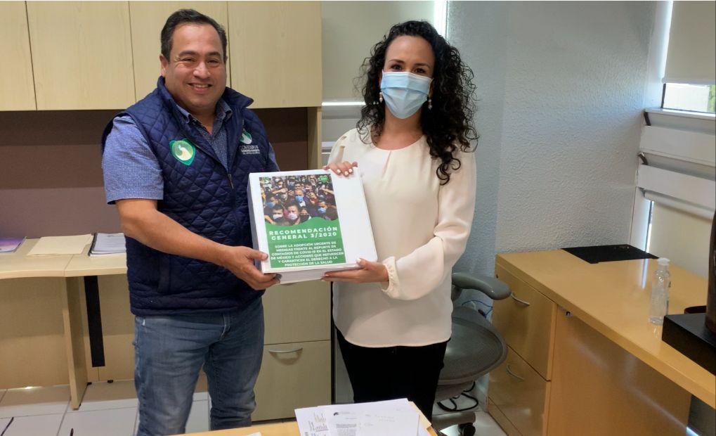 Continúa Toluca su misión de tutelar y garantizar el derecho a la vida y a la salud frente al COVID-19