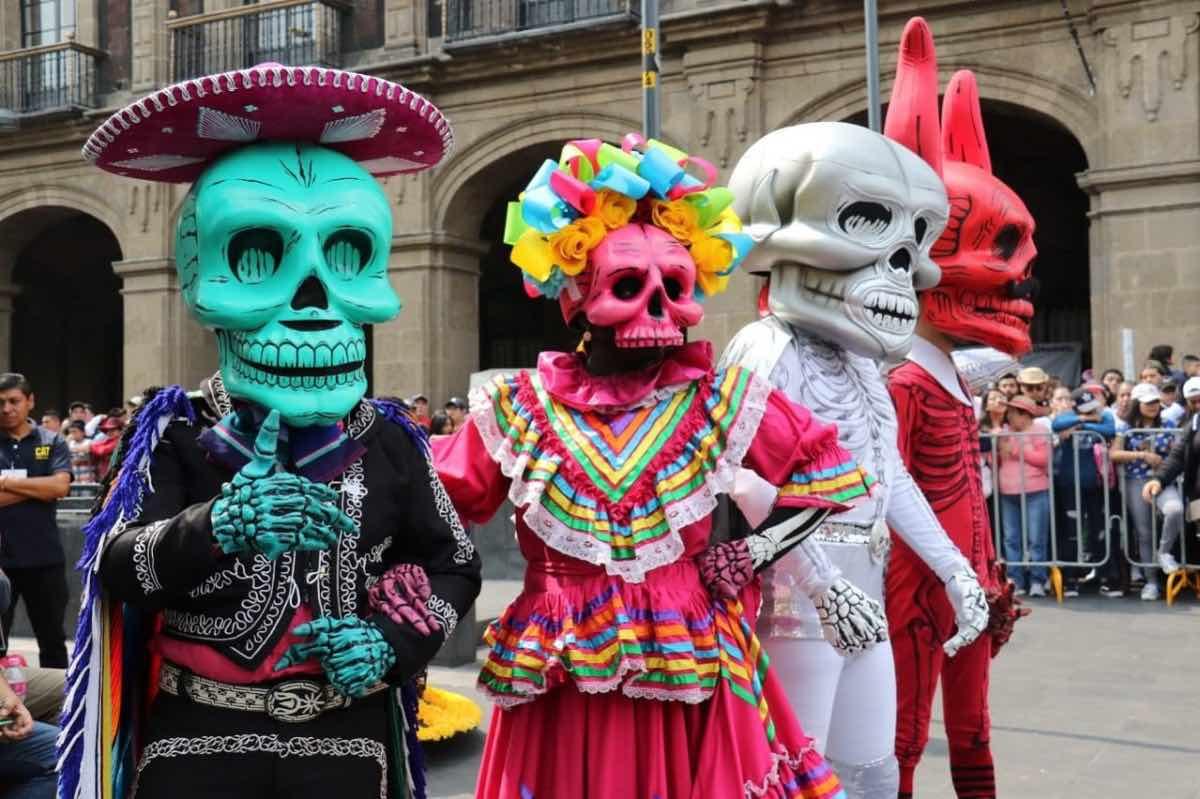 Desfile de Día de Muertos en la CdMX, todo lo que necesitas saber