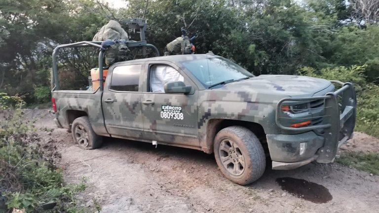 Emboscada del CJNG dejó un militar sin vida en los límites de Jalisco y Michoacán