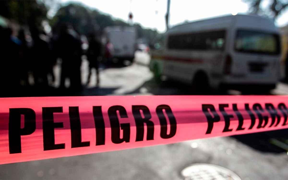 Vengador mata a 3 ratas de Combi en Edomex; lanzan los cuerpos a la carretera