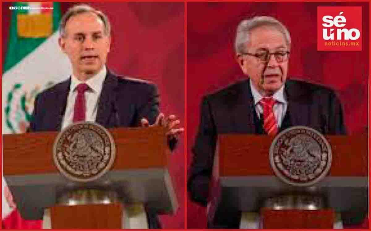 Oficina de Alcocer y López-Gatell cierran por aumento de casos Covid