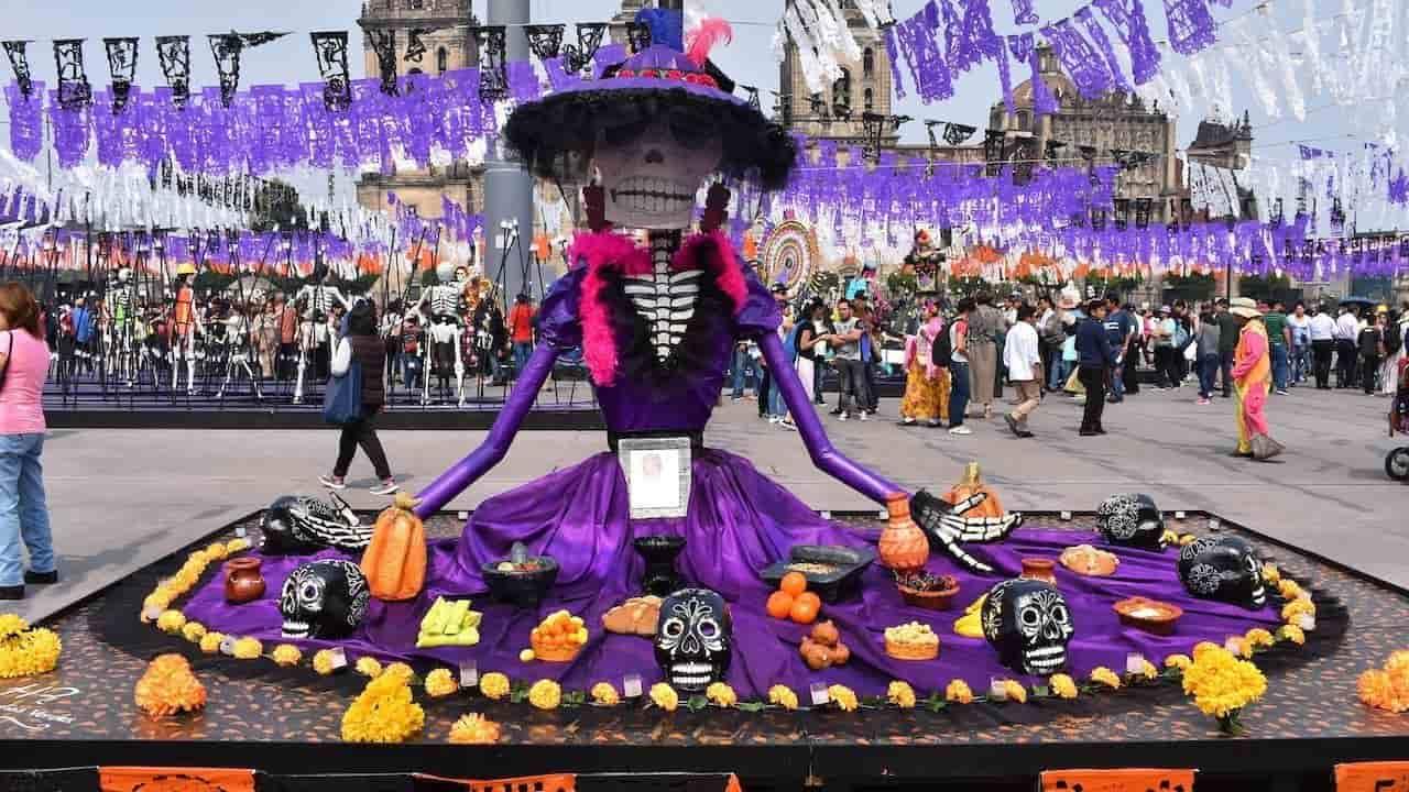 Vuelven las actividades de Día de Muertos a CDMX ¡Entérate aquí!