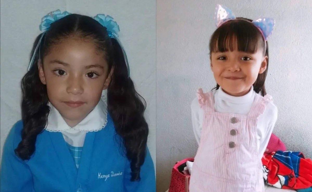 Buscan familiares a niñas desaparecidas en Ecatepec, tienen 5 y 7 años