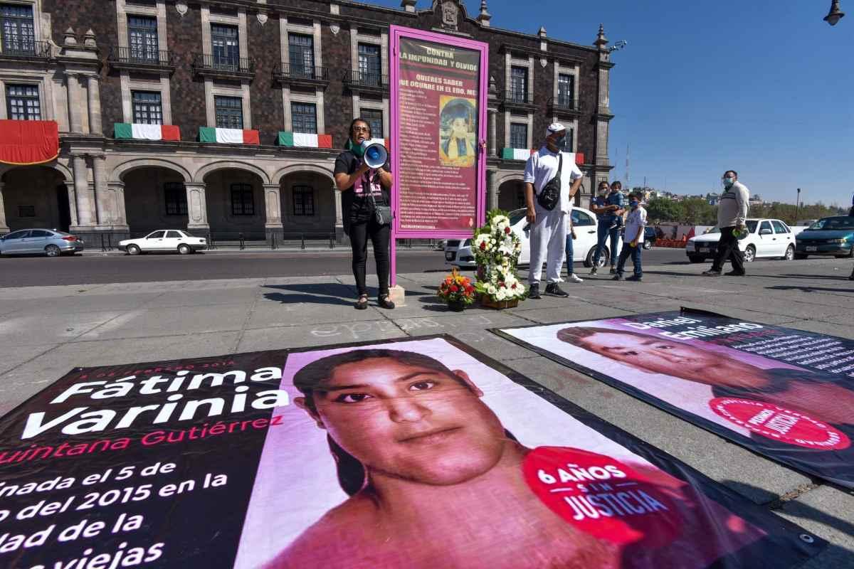 Cadena perpetua a tercer implicado en feminicidio de Fátima Quintana