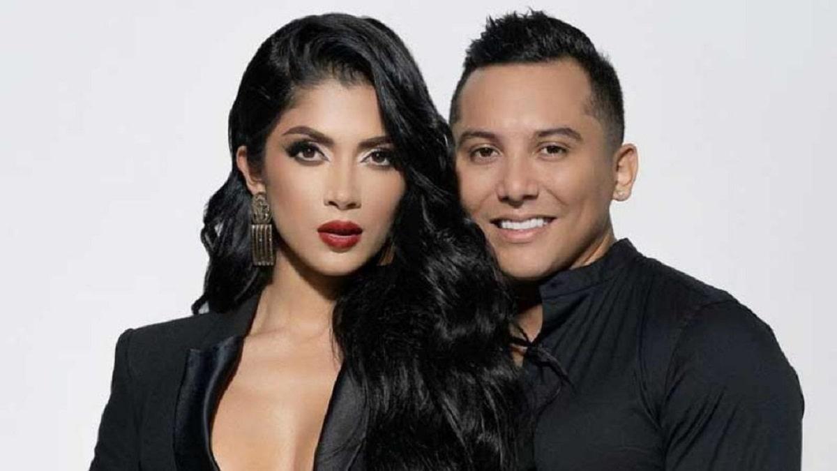 Kimberly Flores pide disculpas a Edwin Luna y hace fuertes declaraciones