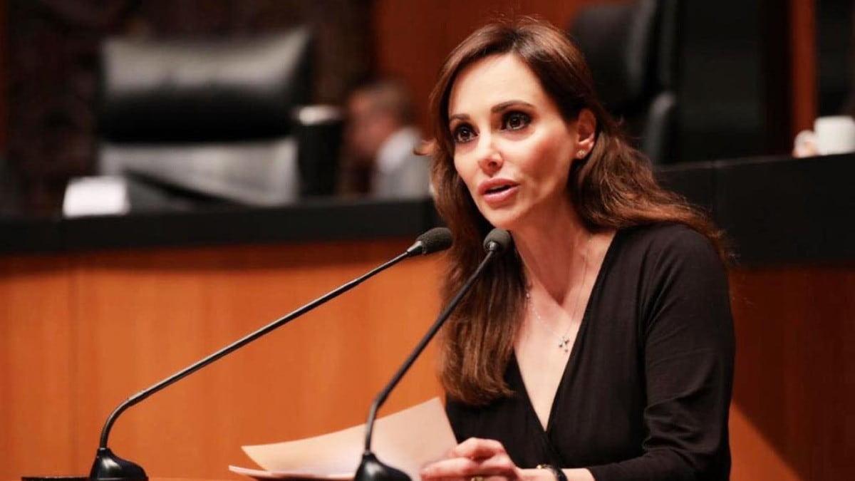 """Lilly Téllez denuncia amenazas tras decirle a AMLO """"Violador serial de la Constitución"""""""