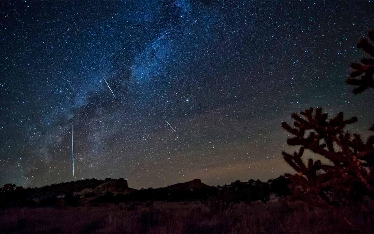 Lluvia de estrellas y otros fenómenos astronómicos podrás ver en Octubre