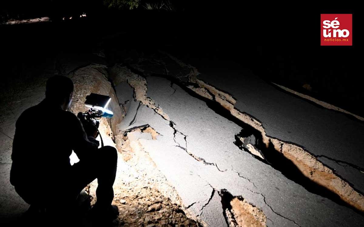 Un sismo de 5,9 sacude el sur de Pakistán