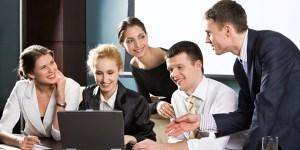 cambia por el equipo, oficina, liderazgo, profesionales, éxito, empresa