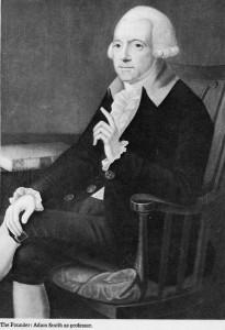 Adam Smith, biografía