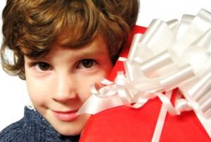 regalos, hijos, sorpresa