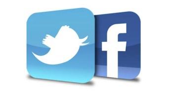 twitter, facebook, frases